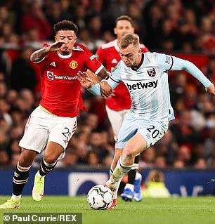 Jarrod Bowen es un objetivo para el Liverpool