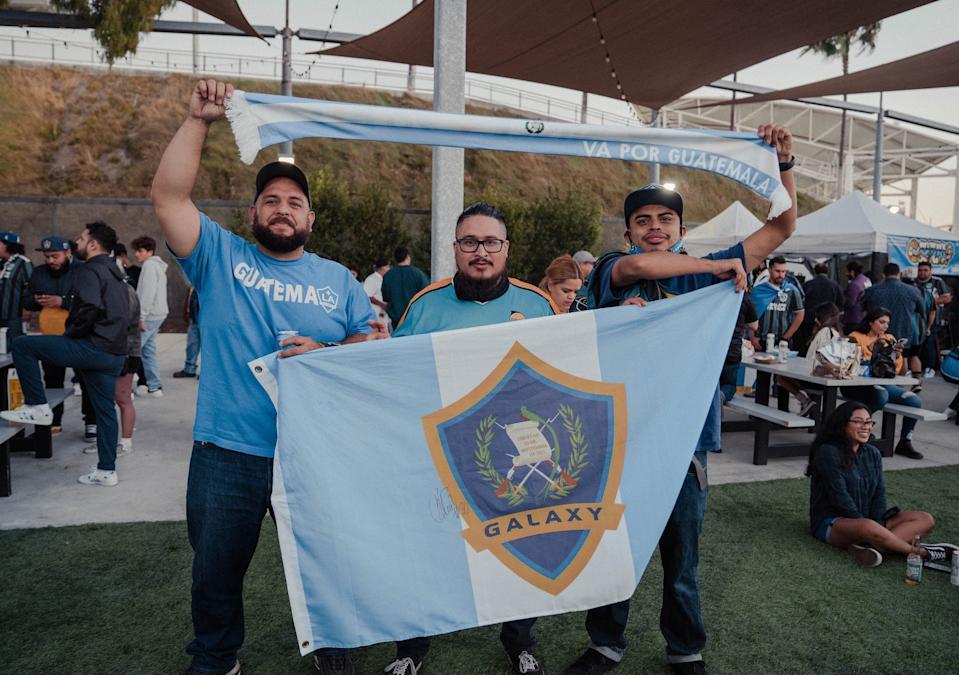 Lo que LA Galaxy significa para los latinos