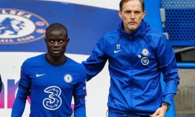 Los fanáticos del Chelsea se llevarán una gran conmoción cuando el club venda a Kante