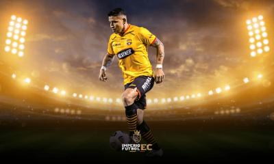 Mario Pineida se recuperó de su lesión y ya se entrena con Barcelona SC