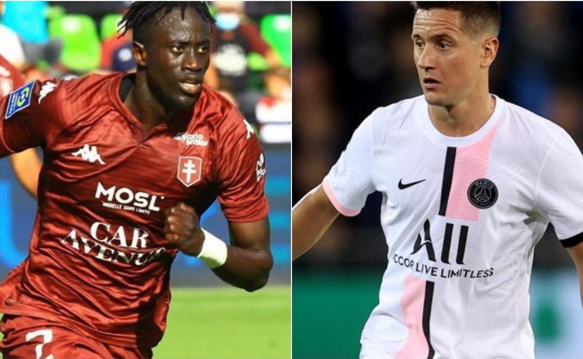 Metz vs PSG: sepa dónde ver este partido de la Ligue 1 EN VIVO y ONLINE