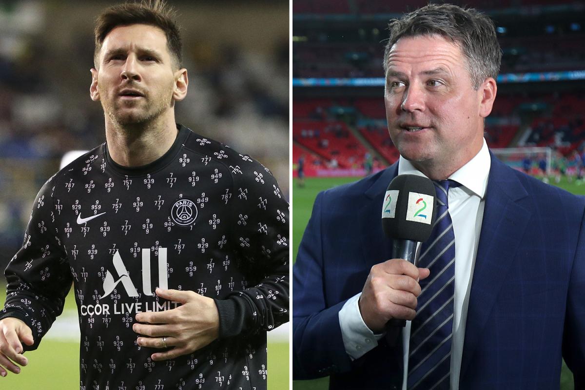 Michael Owen reconoce que Lionel Messi hace que el PSG sea 'MÁS DÉBIL' y está desconcertado de por qué son los favoritos de la Champions League