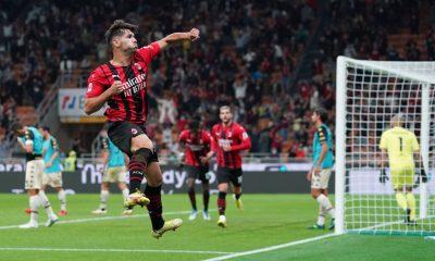 Milan 2-0 Venezia: Brahim y Theo catapultan a los 'rossoneri' a la victoria
