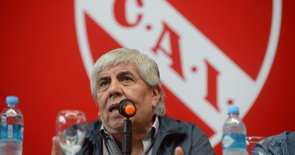 Moyano irá por la reelección en el Rojo