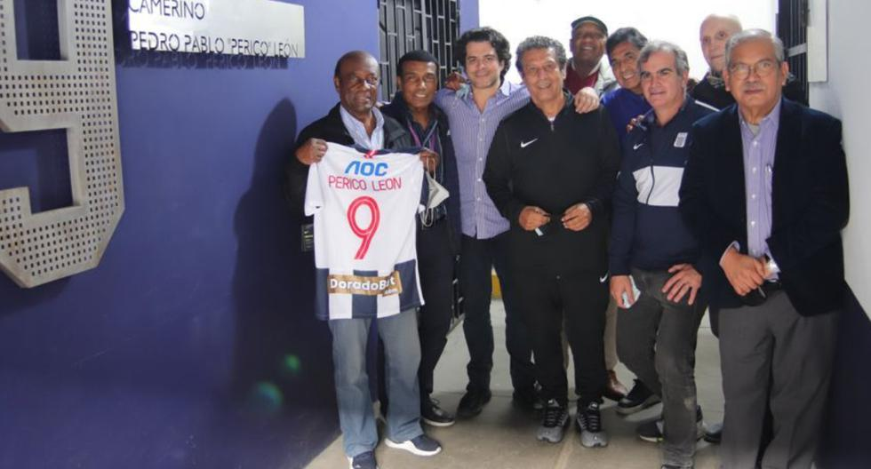Nombres llenos de historia: Alianza Lima presentó a sus embajadores deportivos   Liga 1   NCZD   FUTBOL-PERUANO