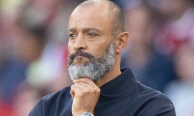 Nuno Espirito Santo critica los fracasos del Tottenham por no seguir sus órdenes durante la triste derrota ante los amargos rivales del Arsenal