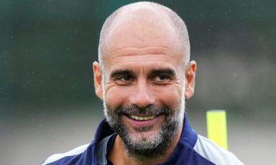 Pep Guardiola dice que convertirse en el entrenador más exitoso del Manchester City será 'un honor'