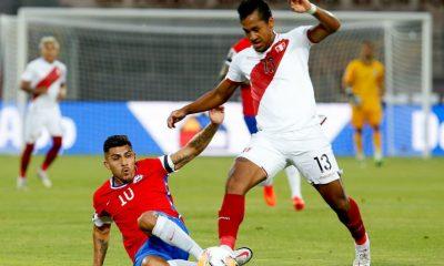 Perú entregó su nómina para enfrentar a Chile por Clasificatorias » Prensafútbol