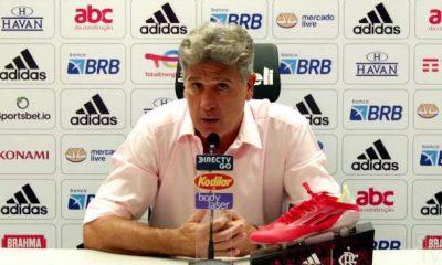 Renato habla de la polarización Flamengo x Atltico: 'No hay equipo imbatible'