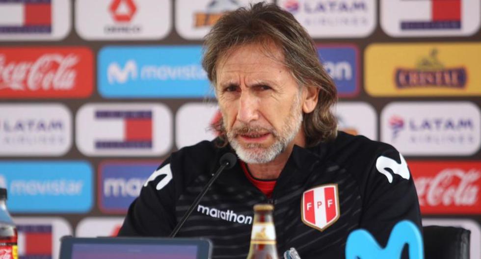 Ricardo Gareca dio a conocer la lista de convocados para enfrentar a Chile, Bolivia y Argentina   Selección Peruana   NCZD   FUTBOL-PERUANO