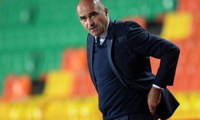 Roberto Martínez advierte a Bélgica sobre los planes del Barcelona