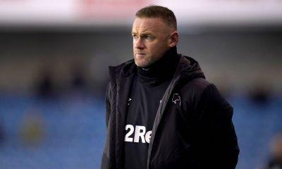 """Rooney no abandonará Derby County: """"Necesitan que alguien los dirija"""""""