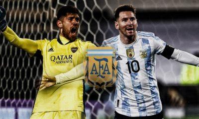 Rossi, figura contra Defensa, contó qué le regaló Messi