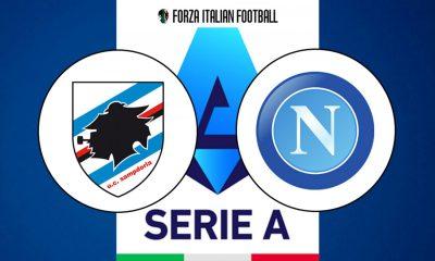 Sampdoria v Napoli – Serie A LIVE