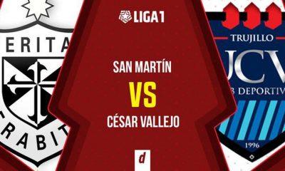 San Martín vs. Vallejo EN VIVO EN DIRECTO VÍA GOLPERU ONLINE por la fecha 12 de la Fase 2 | Liga 1 2021 | FUTBOL-PERUANO