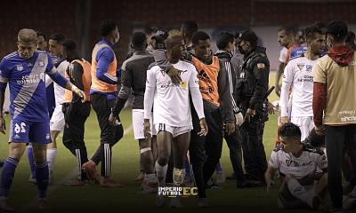 Se oficializaron las fuertes sanciones para los jugadores de Liga y Emelec
