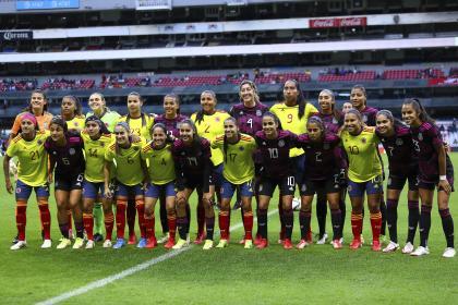 Selección Colombia femenina: derrota 2-0 contra México en amistoso internacional | Selección Colombia