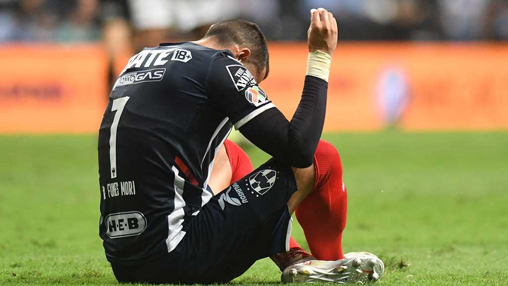 Selección Mexicana: Rogelio Funes Mori despierta con Rayados previo a la Fecha FIFA de octubre