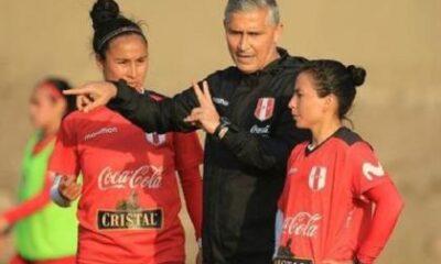 Selección Perú femenina: Doriva Bueno es apartado por las denuncias de dos jugadoras | Futbol Colombiano | Fútbol Femenino