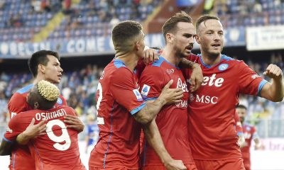 Serie A: Napoli hit the ground running in Serie A, but big tests await