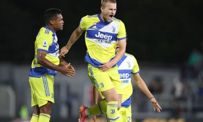 Spezia 2-3 Juventus: Chiesa y De Ligt salvan a la Juventus del drama
