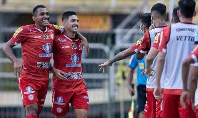 Tombense vuelve de Volta Redonda, pero avanza en la Serie C del Brasileiro