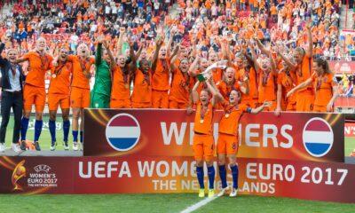 UEFA dobla premiación monetaria para las 16 selecciones clasificadas a la Eurocopa 2022