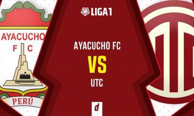 UTC vs. Ayacucho FC EN DIRECTO ONLINE TV GRATIS por GOLPERU y Movistar Play por la Fase 2 de la Liga 1: minuto a minuto e incidencias | FUTBOL-PERUANO