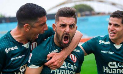 Universitario venció a San Martín y volvió a festejar tras cuatro fechas en la Fase 2 de la Liga 1