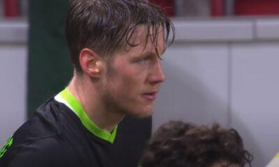 VAR heavy Wolfsburg-Sevilla finaliza en empate 1-1