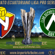 VER PARTIDO El Nacional vs América EN VIVO por la jornada 14 de la Liga Pro Serie B de Ecuador