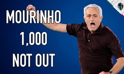 VIDEO: Mourinho and Roma march on