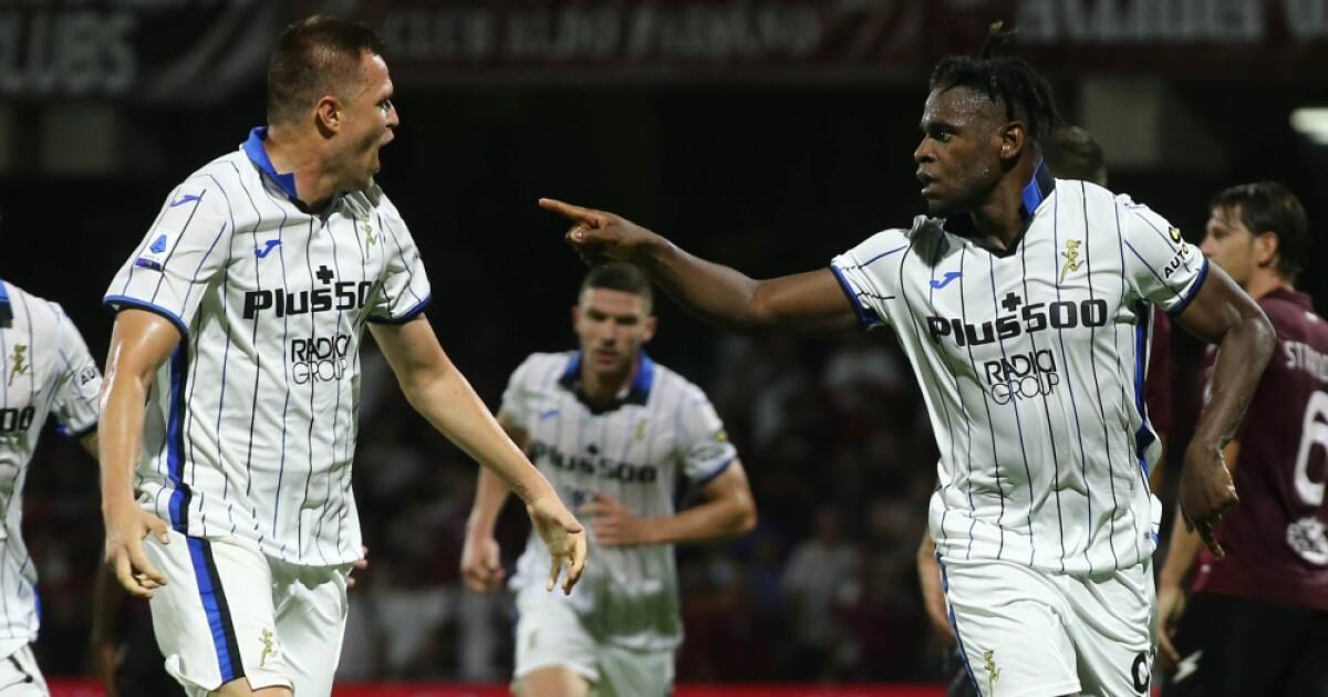 [Video] Asistencia de Duván Zapata en la victoria del Atalanta frente al Sassuolo en Serie A