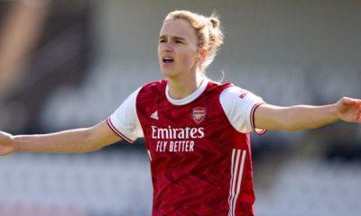 Vivianne Miedema: la delantera del Arsenal dice que los Gunners tienen una nueva confianza para el juego del City
