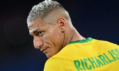 polémico comentario de Richarlison a los argentinos tras no ser convocado en Brasil