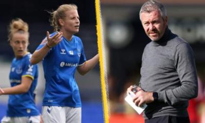 ¿Qué sigue para el Everton después de la salida del manager Willie Kirk?