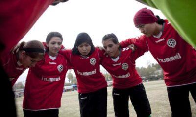 Afganistán: alrededor de 100 futbolistas evacuadas a Doha