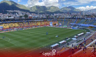 Aforo El Campín: Distrito amplia el aforo de El Campín para juegos de Millonarios y Santa Fe | Deportes