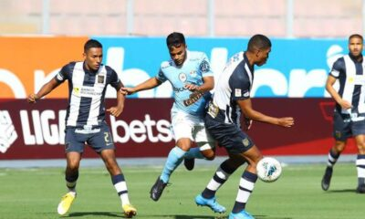 Alianza Lima vs. Sporting Cristal: el factor defensivo para el choque por la fecha 16 de la Fase 2 | Liga 1 | FUTBOL-PERUANO