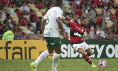 Ataque no funciona y Flamengo empata con Cuiabá en Maracanã para Brasileirão