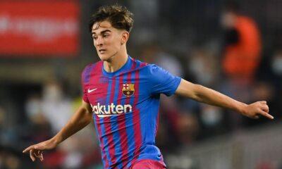 Barcelona recurrirá a Gavi y Araujo tras cerrar acuerdos con Fati y Pedri