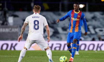 Barcelona vs Real Madrid: alineaciones previstas, hora de inicio, cómo y dónde mirar en televisión y en línea