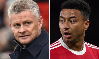 `` Califícalo de verdad '': el jefe del Manchester United, Solskjaer, confirma que el club quiere EXTENDER el contrato con Jesse Lingard a pesar de los enlaces de transferencia