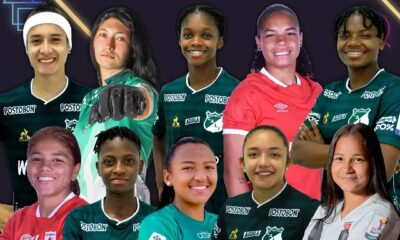 Conozca a las nominadas para jugadora joven del año