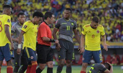 Cuando todos amaron el VAR: revelan audios de los árbitros en el supuesto penal de Ecuador | eliminatorias-sudamericanas-catar-2022