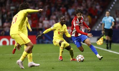 El Liverpool superó el thriller en el Wanda Metropolitano y venció al Atlético de Madrid por 3-2