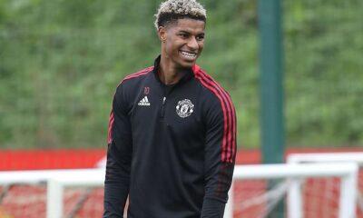El Manchester United quiere que Marcus Rashford ponga músculo para limitar la posibilidad de más lesiones