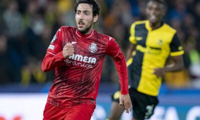 El Villarreal asegura una impresionante victoria por 4-1 sobre el Young Boys en la Champions League