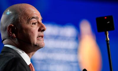 El corazón del fútbol está aquí: presidente de la FIFA sobre miras a un Mundial en Sudamérica | Fútbol