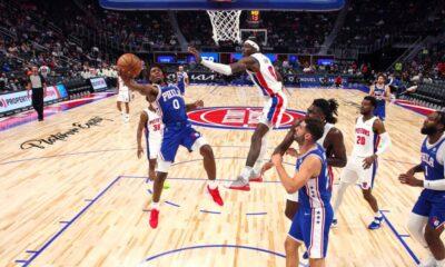 El progreso de Tyrese Maxey, los disparos de Isaiah Joe son prometedores para los 76ers a medida que se acerca la temporada - The Athletic